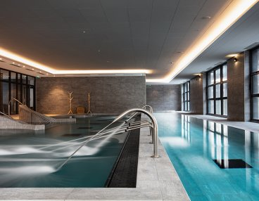 Winter » Grand Spa Thermal of Brides-les-Bains